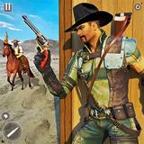 Wild West Bounty Hunter Horse Rider Shooting Games