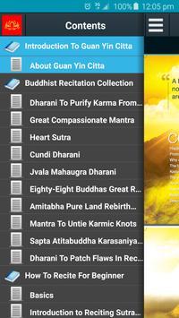 Buddhist Recitation Collection capture d'écran 2