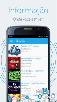 Guardian screenshot 1