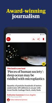 The Guardian - Live World News, Sport & Opinion poster