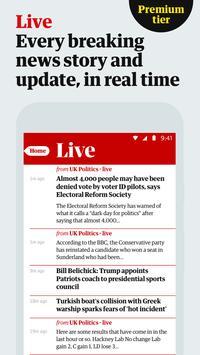 The Guardian 截圖 1