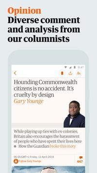 The Guardian 截圖 3