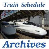 TrainSchedule_Archives icon