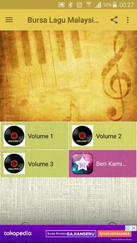 Bursa Lagu Malaysia MP3 screenshot 1