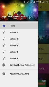 Lagu Lawas Malaysia MP3 screenshot 1