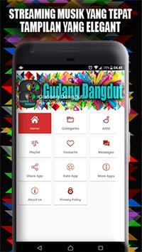 Gudang Dangdut Musik Mp3 Gratis screenshot 6
