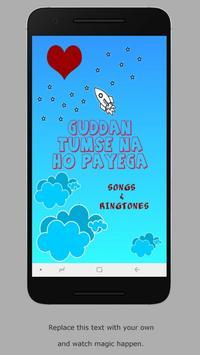 Guddan Tumse Na Ho Payega Ringtones poster