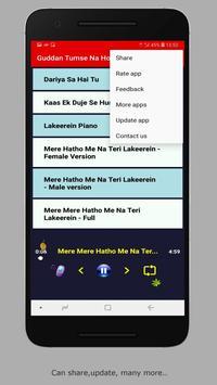 Guddan Tumse Na Ho Payega Ringtones screenshot 2