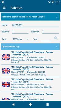 GMT Subtitles screenshot 5