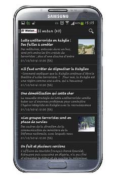 algerie info screenshot 3