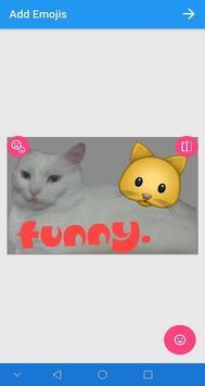 Stickers Creator Ad скриншот 4