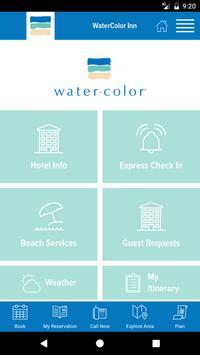 WaterColor Inn poster