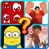 Guess the Animated Movie Film Quiz icon