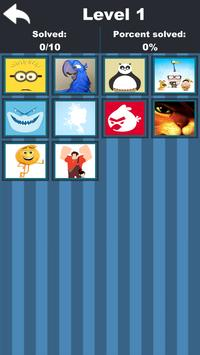 Guess the Animated Movie Film Quiz screenshot 5