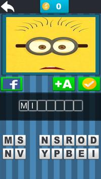 Guess the Animated Movie Film Quiz poster
