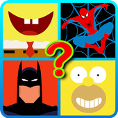 Guess the Cartoon icon