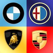 Guess Car Logo Quiz icon