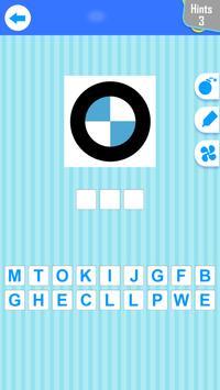 Guess Car Logo Quiz screenshot 7