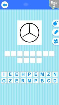 Guess Car Logo Quiz poster