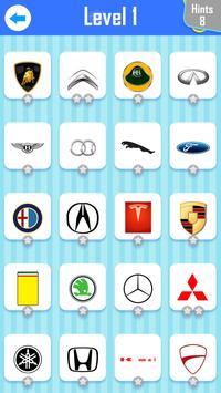 Guess Car Logo Quiz screenshot 3
