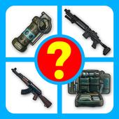 Guess The Guns & Attachments Quiz icon