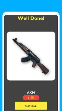 Guess The Guns & Attachments Quiz screenshot 4