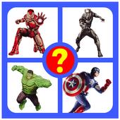 Guess The SuperHero & Villain Quiz icon