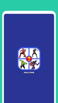 Guess The SuperHero & Villain Quiz screenshot 1