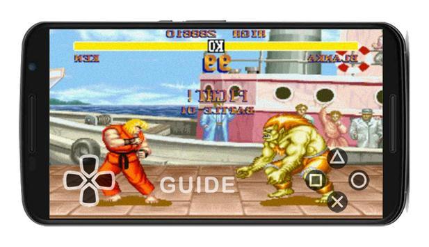 Guia Street  Fighter screenshot 2