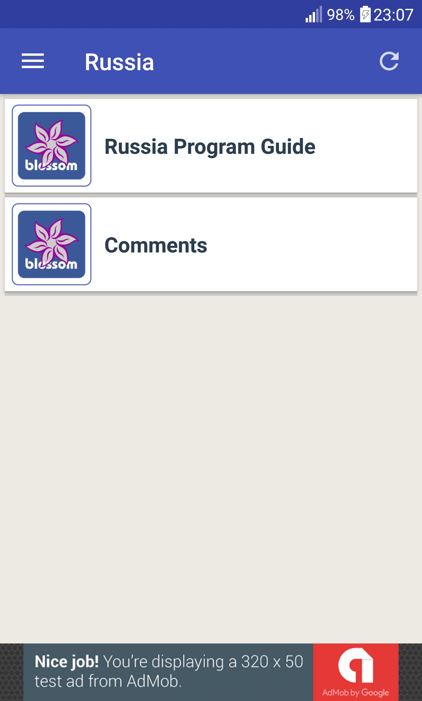 Blossom TV Guide for Android - APK Download