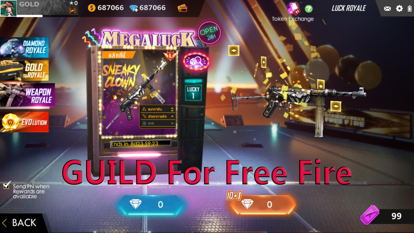 Guide For Free Fire 2020 Diamonds Ammo For Android Apk Download