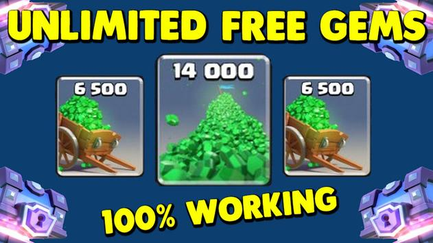Pro Guide And Tips 2019 : More Than 100M Free Gems screenshot 1