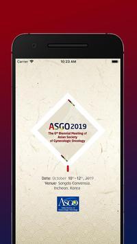 ASGO 2019 poster