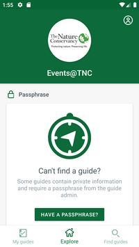 Events@TNC screenshot 1