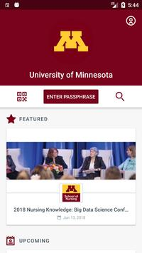 University of Minnesota screenshot 1