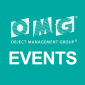 Object Management Group Events icon