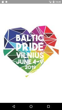 Baltic Pride poster