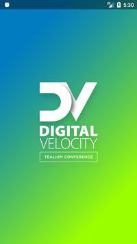 Digital Velocity poster