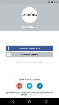 PANDORA UK screenshot 2