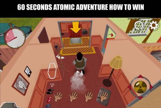 60 seconds atomic adventure walkthrough poster