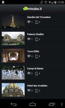 1 Schermata Parigi