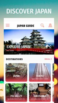 ✈ Japan Travel Guide Offline poster