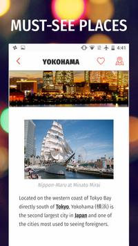 ✈ Japan Travel Guide Offline screenshot 1
