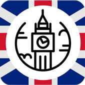 ✈ Great Britain Travel Guide Offline icon