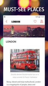 ✈ Great Britain Travel Guide Offline screenshot 1