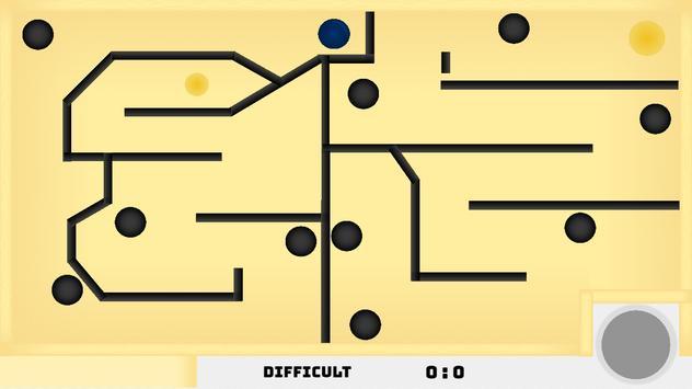 Tiltball Maze poster