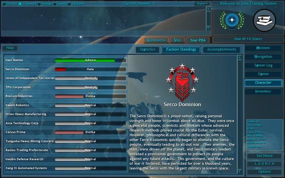 Vendetta Online screenshot 8