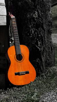 Guitar HD wallpaper screenshot 5