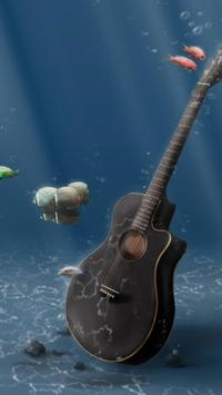Guitar HD wallpaper screenshot 6