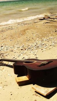 Guitar HD wallpaper screenshot 8